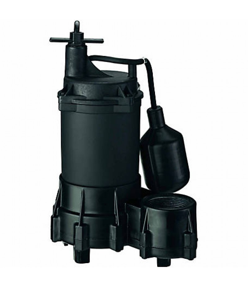 CountyLine 1/3 HP Thermoplastic Effluent Pump