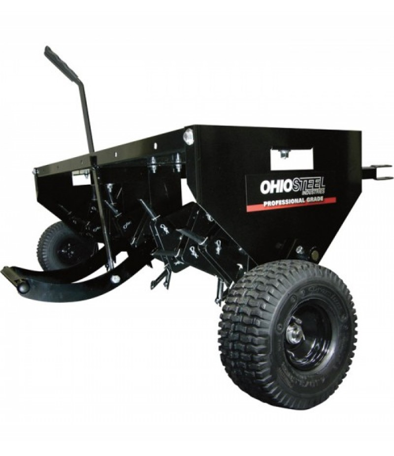 Ohio Steel Tow-Behind Plug Aerator - 48in.W - Model 48CP
