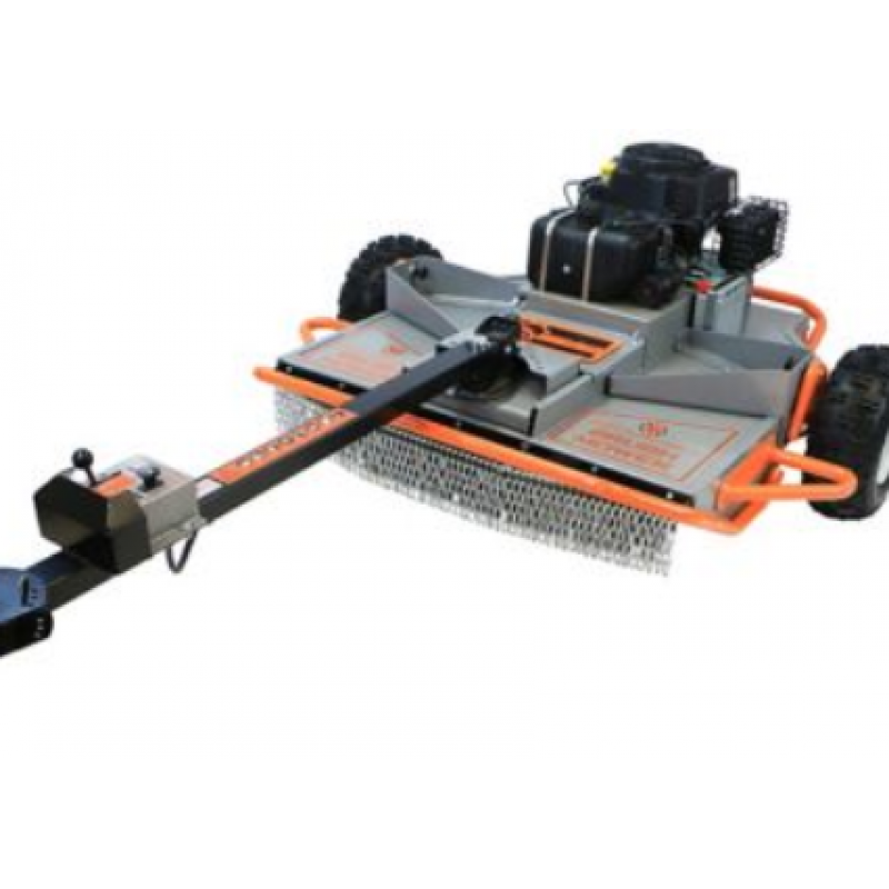 Dirty Hand Tools Tow Behind Brush Mower, 101684