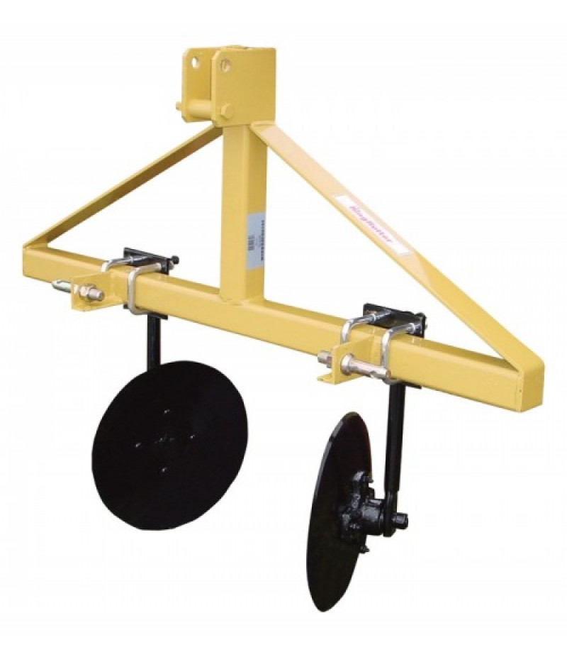 King Kutter Disc Bedder - Cat. 1 3-Pt. Hitch Compatible, 48in. Max. Working Width, Model# DB-YK