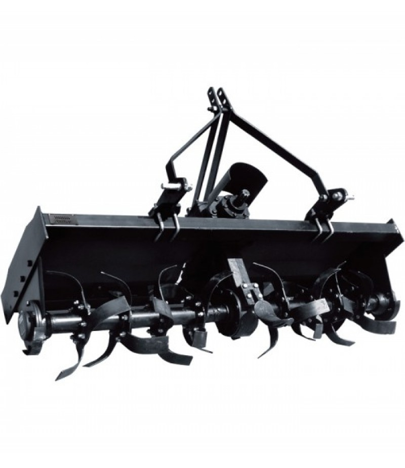 NorTrac 3-Pt. PTO Rotary Tiller - 63in.W, Category 1