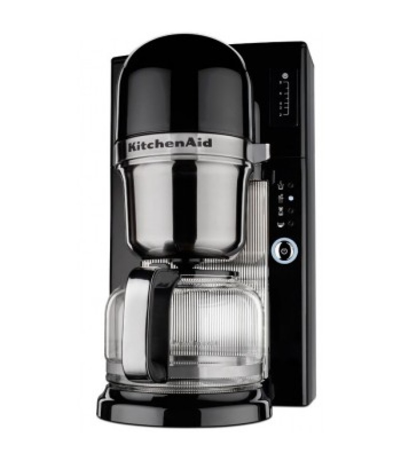 KitchenAid Pour-Over Coffee Brewer (8 Cup) - Onyx Black
