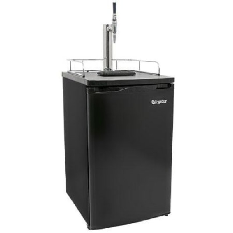 20 Inch Wide Stout Kegerator with Insulated Tower