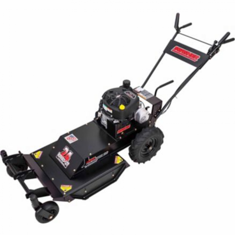 Swisher 11.5 HP 24 in. Walk Behind Rough Cut Trailcutter with Casters, CARB Compliant
