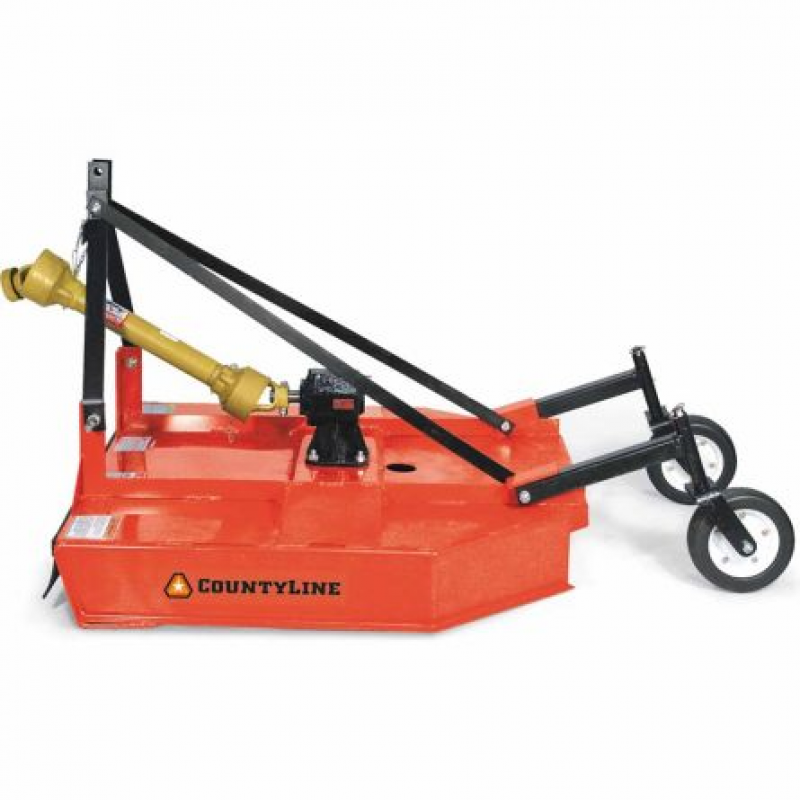 CountyLine Rotary Cutter SC, 4 ft.