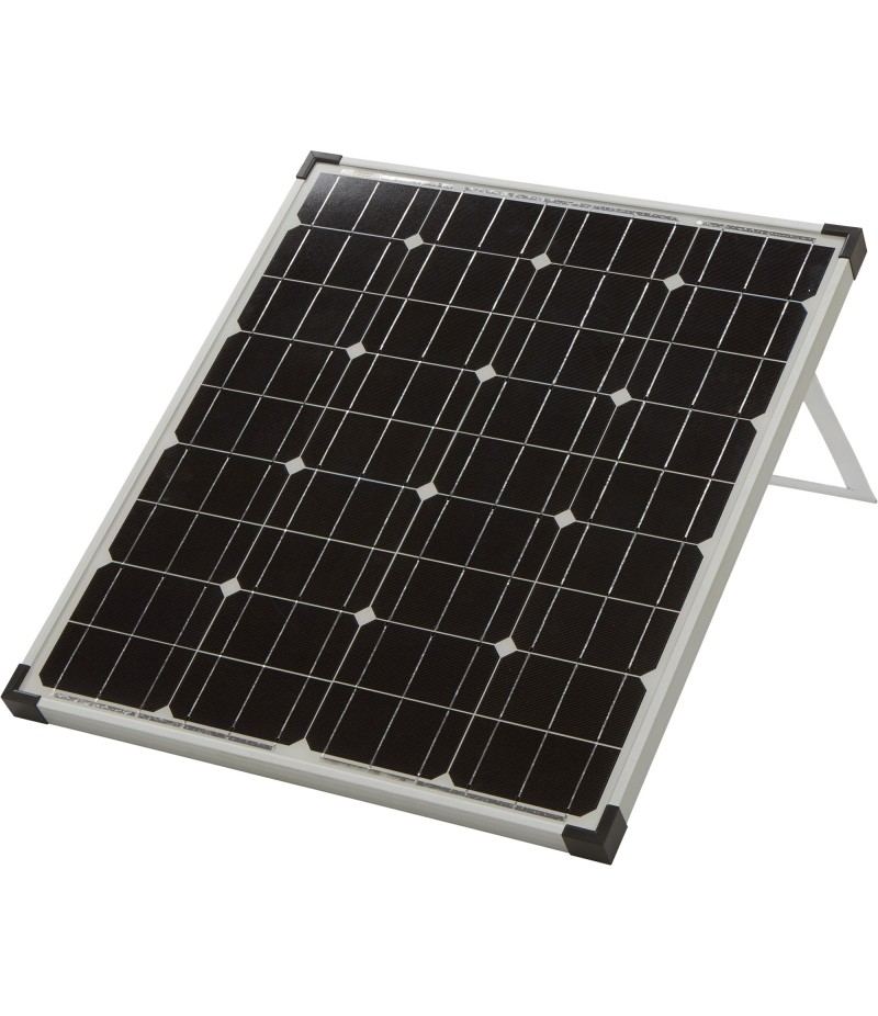 Strongway Monocrystalline Solar Panel Kit - 80 Watts