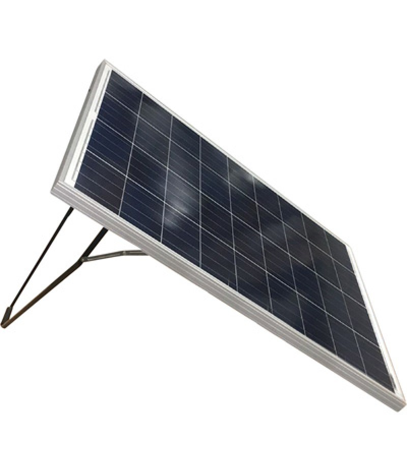 Nature Power Solar Panel with Stand and Charge Controller - 100 Watts