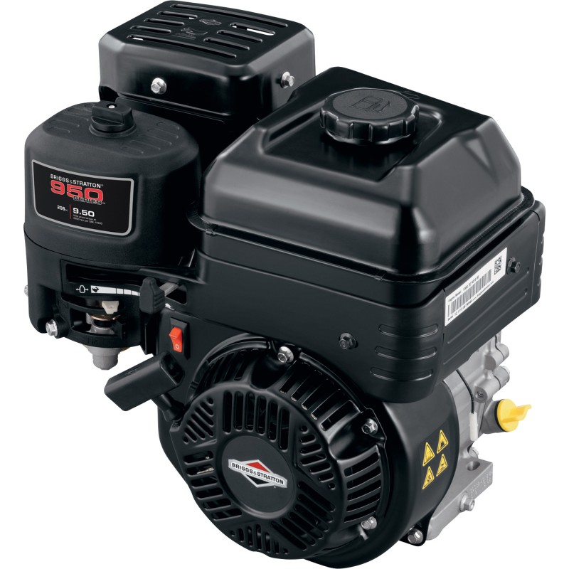 Briggs & Stratton 950 Series Horizontal OHV Engine - 208cc, 3/4in. x 2 27/64in. Shaft