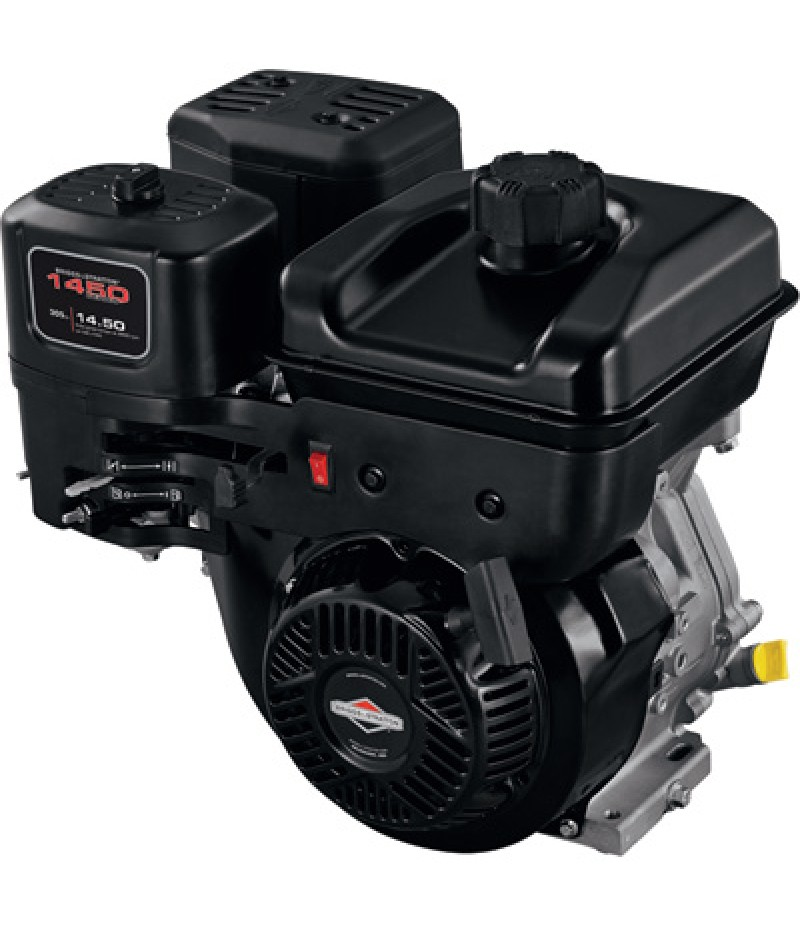 Briggs & Stratton 1450 Series Horizontal OHV Engine - 306cc, 3/4in. x 2.51in. Shaft