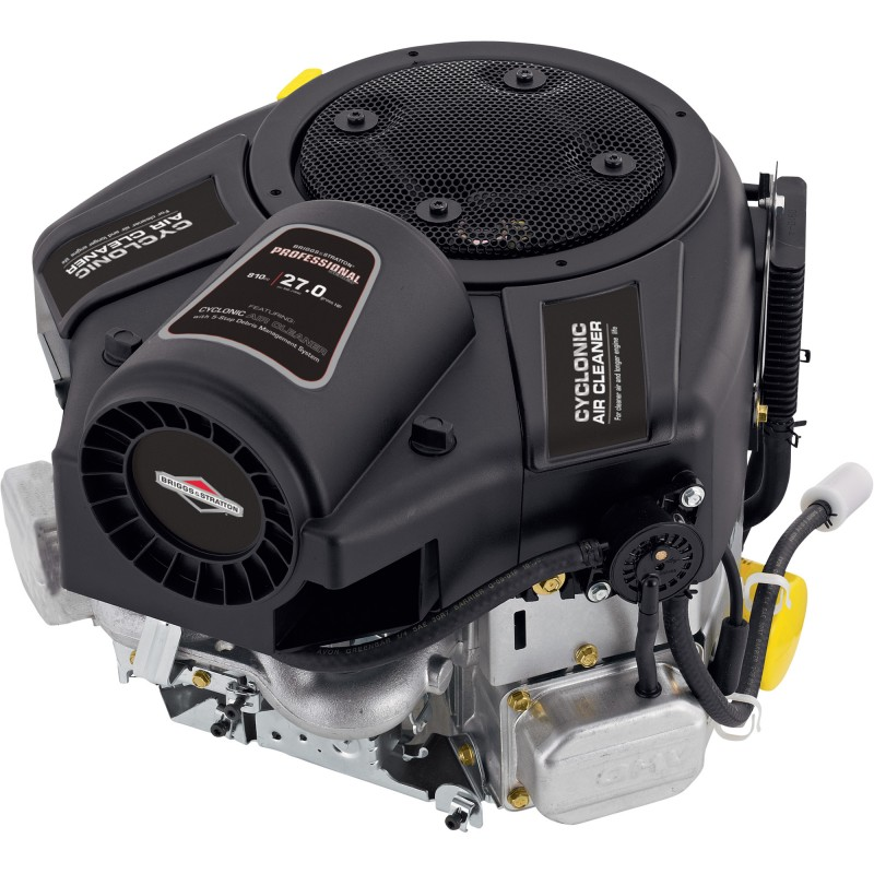 Briggs & Stratton Commercial Turf Series OHV Engine With Electric Start - 810cc, 1 1/8in. X 4 5/16in