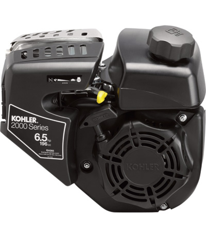 Kohler 2000 Series OHV Horizontal Engine - 196cc, 3/4in. x 2.42in. Shaft