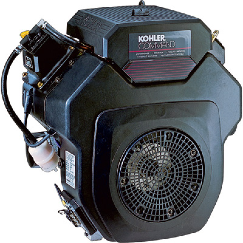 Kohler Command Pro Horizontal Simplicity Replacement Engine with Electric Start - 674cc, 1.125in. x 2.79in. Shaft