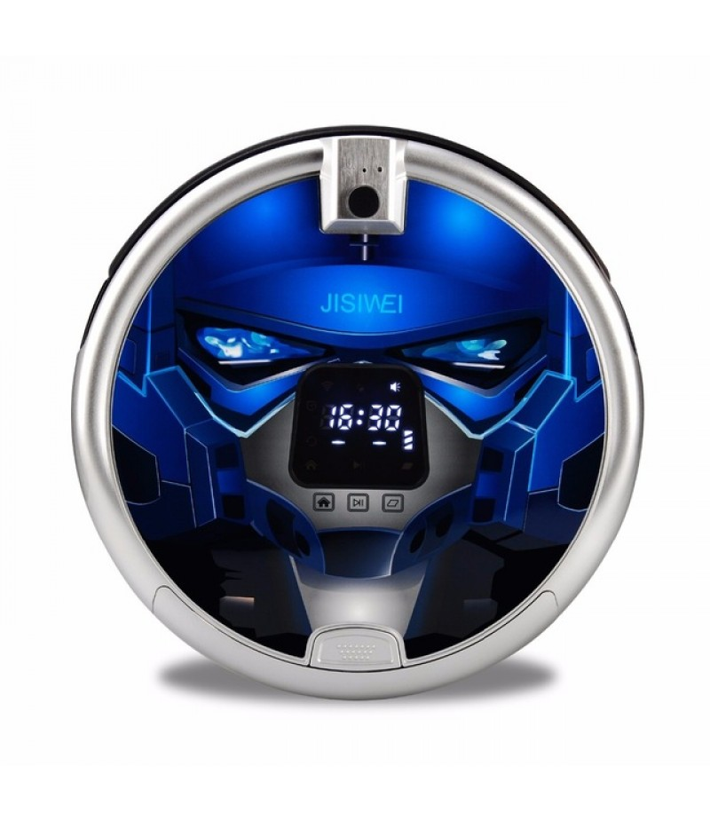 JISIWEI S+ Smart Robotic Vacuum Cleaner - BLUE EU PLUG
