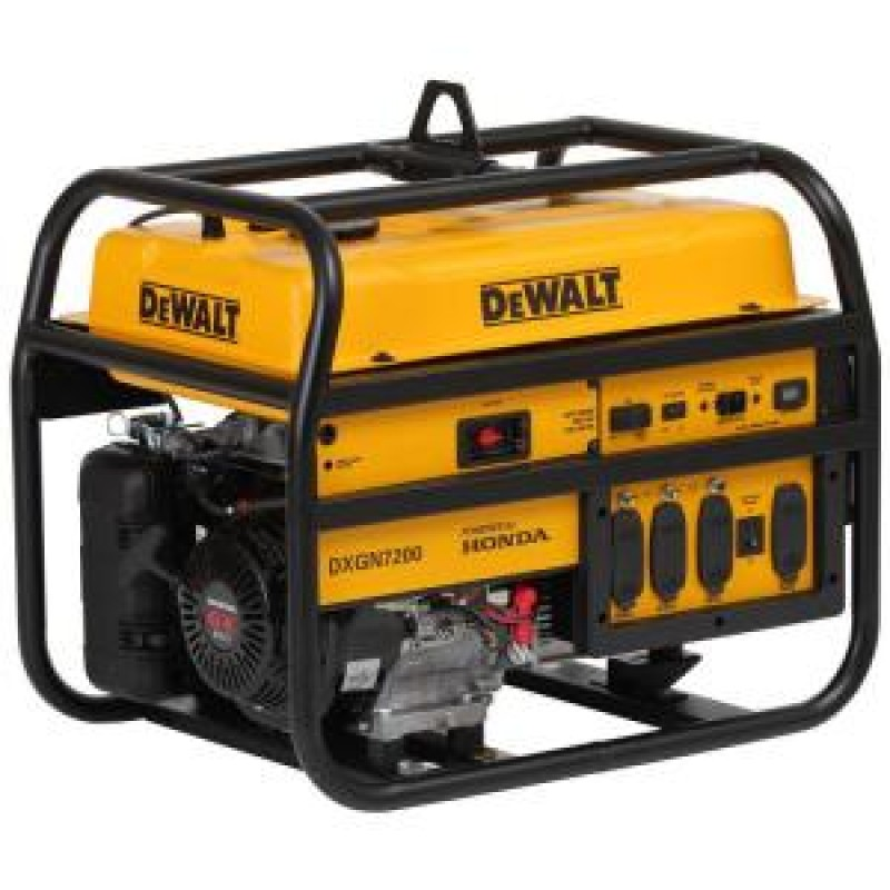 DeWalt DXGN14000 - 11,700 Watt Electric Start Professional Portable Generator w/ Honda GX Engine
