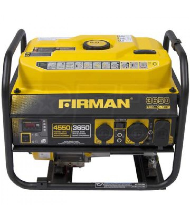 Firman P03606 - Performance Series 3650 Watt Portable Emergency Generator w/ RV Outlet