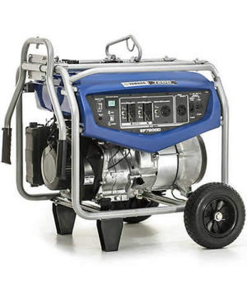 Yamaha EF5500DE - 4500 Watt Electric Start Professional Portable Generator