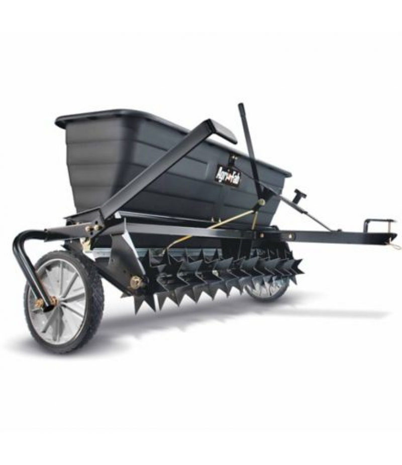 Agri-Fab 42 in. Poly Spiker/Seeder/Spreader