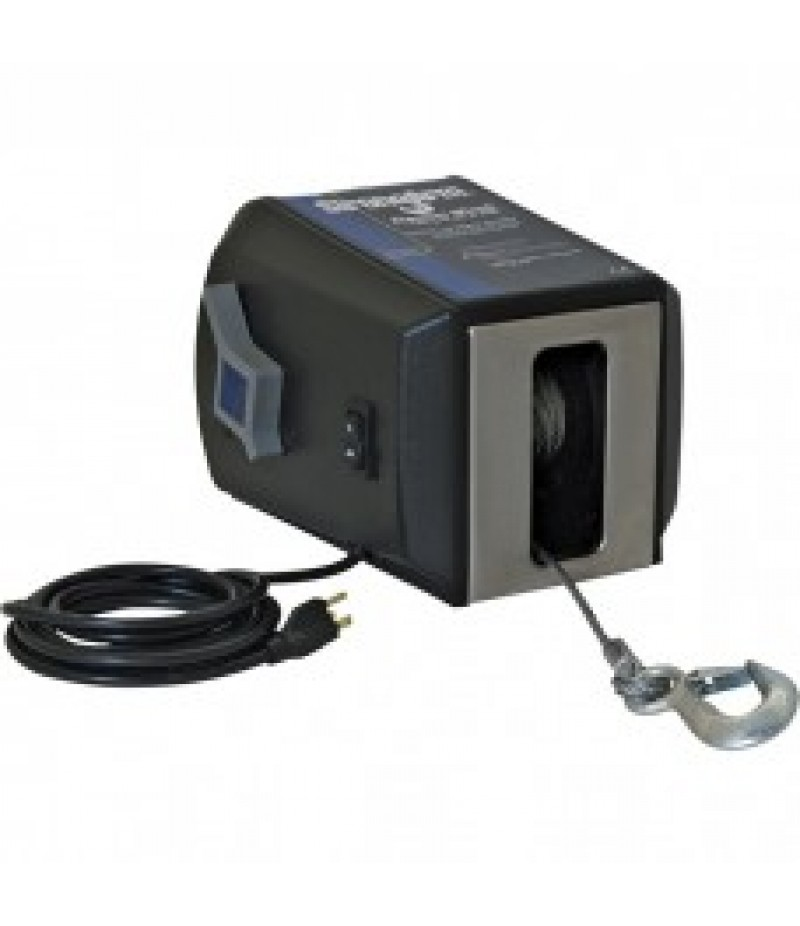 120 Volt Winch >> Ac Powered Winches