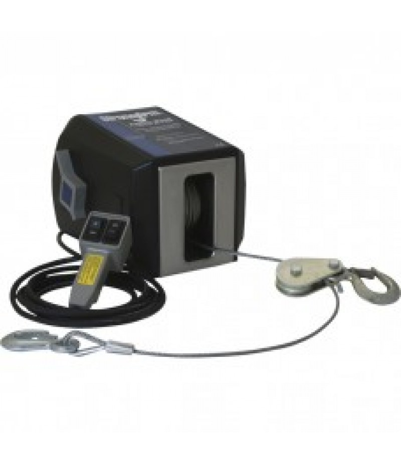 Dutton-Lainson StrongArm 120 Volt AC Powered StrongArm Electric Winch with Remote - 1800-Lb. Capacity