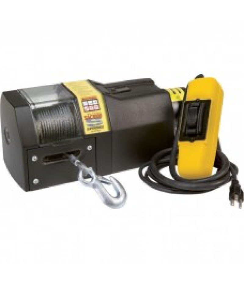 Superwinch 110 Volt AC Powered Electric Winch - 1000-Lb. Capacity
