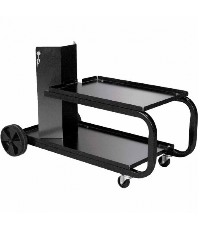 Hobart Arc Welding Cart with Cylinder Rack