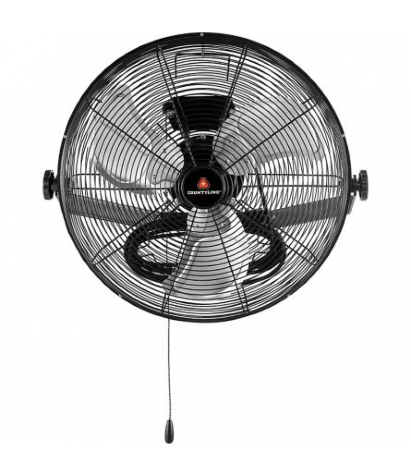 CountyLine 18 in. Wall Mount Fan