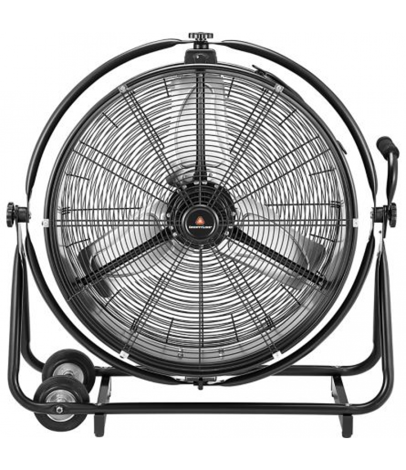 County Line Portable Barrel Fan Parts Best Fan In