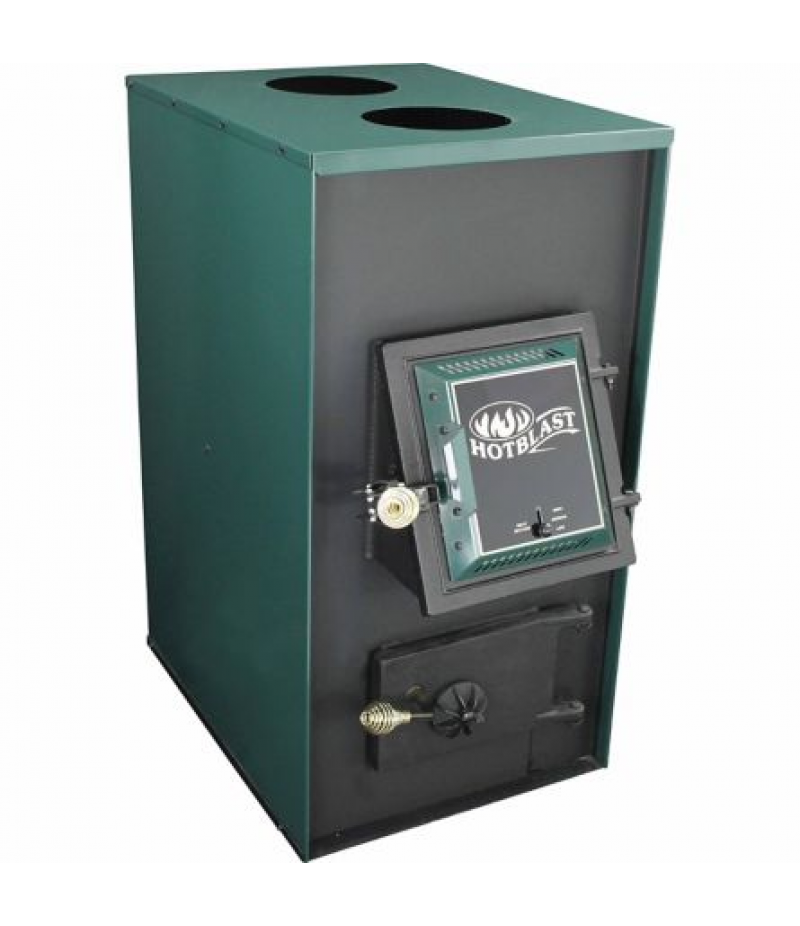US Stove 1357M HotBlast Coal Furnace with Blower, 1,900 sq. ft.