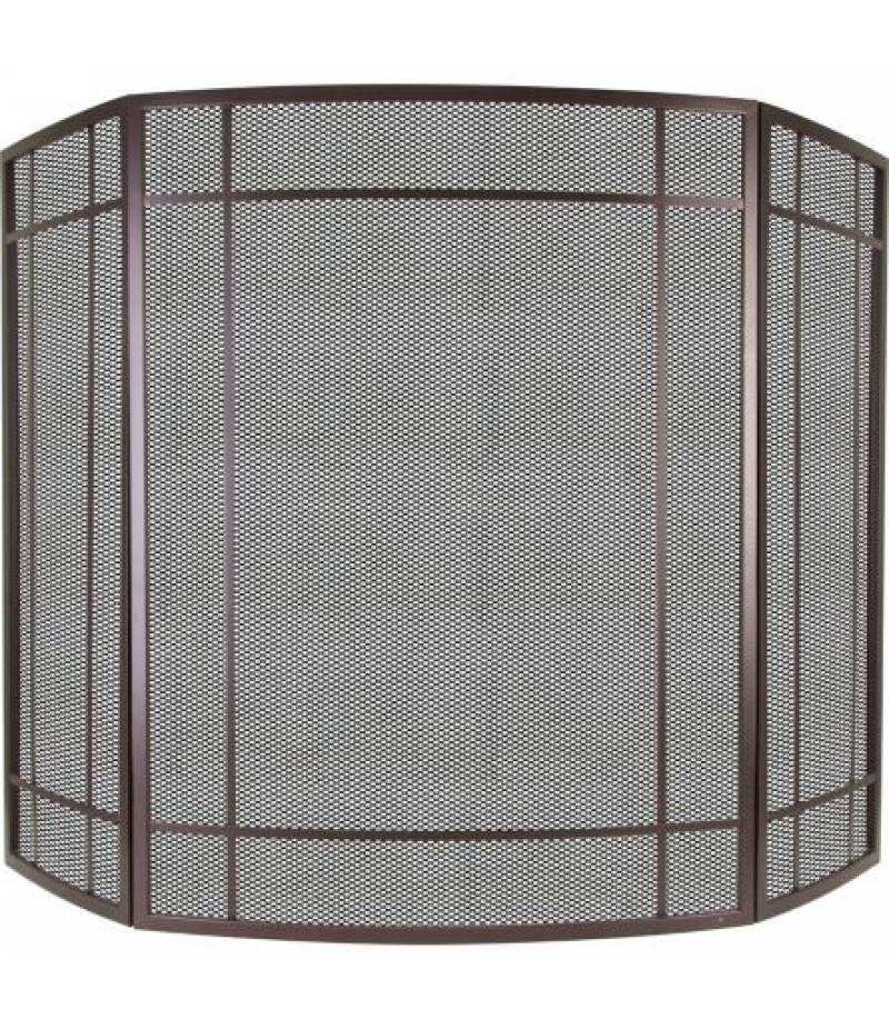 Pleasant Hearth Asteria Fireplace Screen