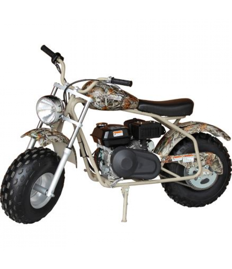 Coleman CT200U-EX 196cc Mini Bike