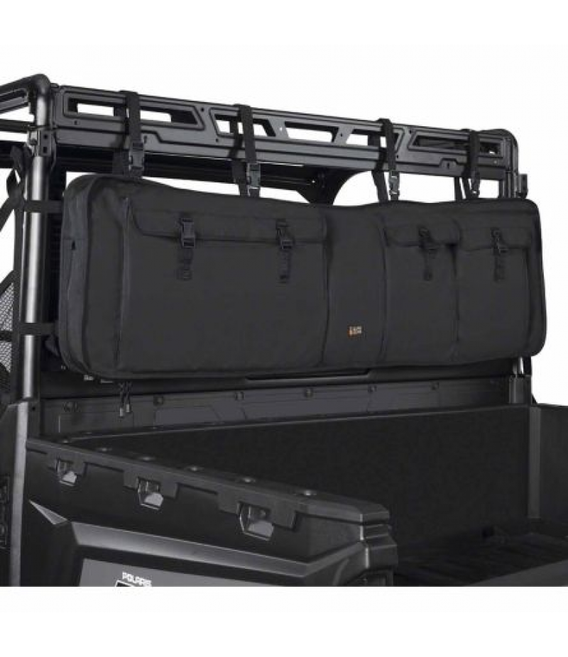Classic Accessories UTV Double Gun Carrier, Black